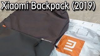 Mi Business Casual Backpack | UNBOXING & REVIEW | New Bag | 2019
