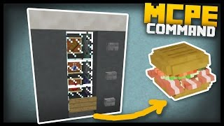 Video MCPE - How to Make a Working VENDING MACHINE (w/ multiple choices) download MP3, 3GP, MP4, WEBM, AVI, FLV Desember 2017