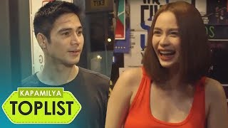 Kapamilya Toplist: 8 signs Nathan found his match in Dani in Since I Found You
