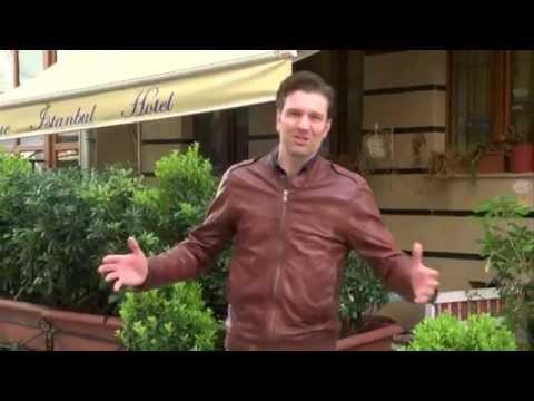 Bas Muijs bezoekt Dirk Kuyt in Istanbul (deel 1)