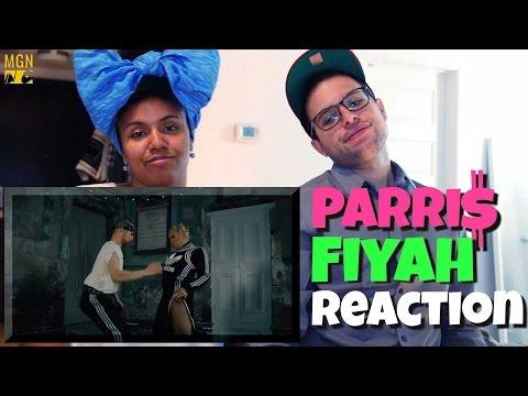 Parris - Fiyah Reaction