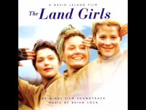 The Land Girls by Brian Lock Love Remembered 1998