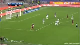 Stephan El Shaarawy Goal vs Juventus 2017 Roma vs Juventus