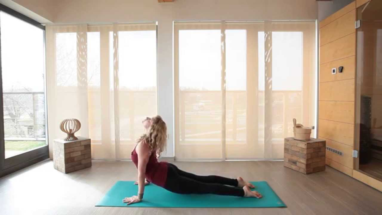 yoga s tamarom