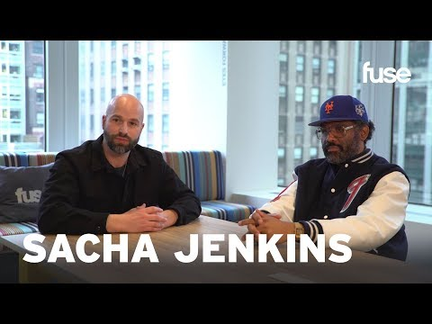 Sacha Jenkins & Ben Selkow On Pitching Rapture To Nas