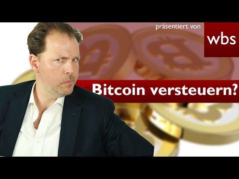 Müssen Bitcoin 💰 Gewinne versteuert werden 💸?   Nutzerfragen RA Christian Solmecke
