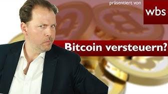 Müssen Bitcoin 💰 Gewinne versteuert werden 💸? | Nutzerfragen RA Christian Solmecke