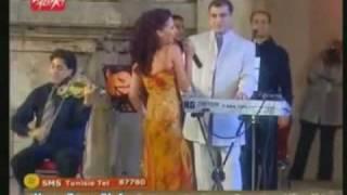 Nancy Ajram Sana Wara Sana Jarash 2004