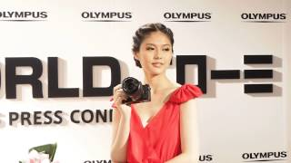 Olympus OM-D E-M1 with 12-40/2.8 trial video
