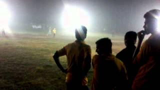 Pancha sakha night match