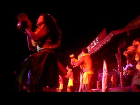 Paradise Cove Luau Dinner Show at Ko'olina, Hawaii