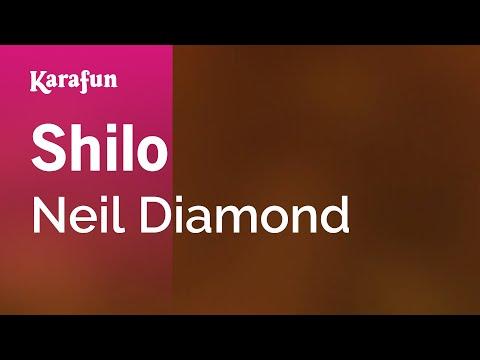 Karaoke Shilo - Neil Diamond *