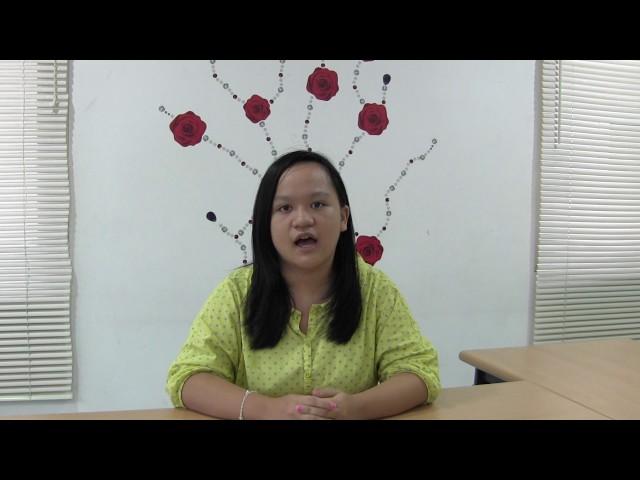 易格遊學 - 克拉克EG 學生心得分享-Cherry