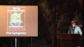 Jay Parker - Satanic Ritual Abuse [SRA]