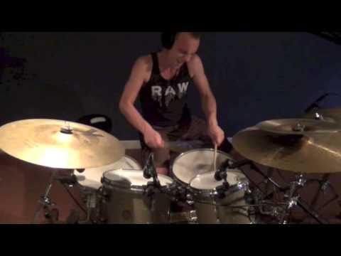 David Garibaldi drumcover Performed by Ivo Elfers