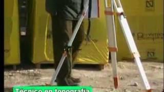 Personal Técnico en topografía. Ocupaciones. SAE.
