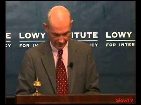 Pascal Lamy, WTO Director-General, on the values of the multilateral trading system