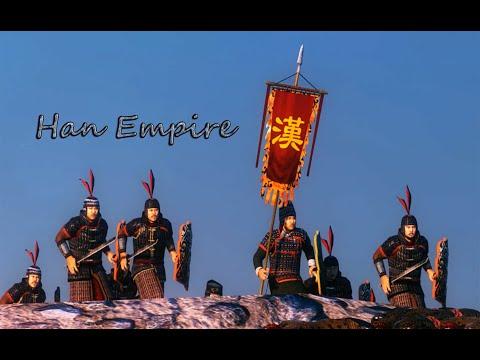 Han Empire  Vs Rome Battle Movie Total War