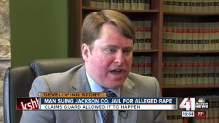 Man claims he was raped at Jackson County Jail