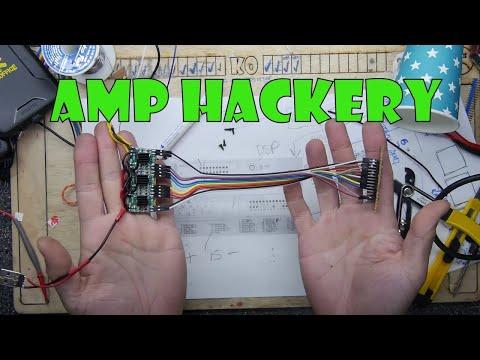 BMW L322 DSP AMP Hack