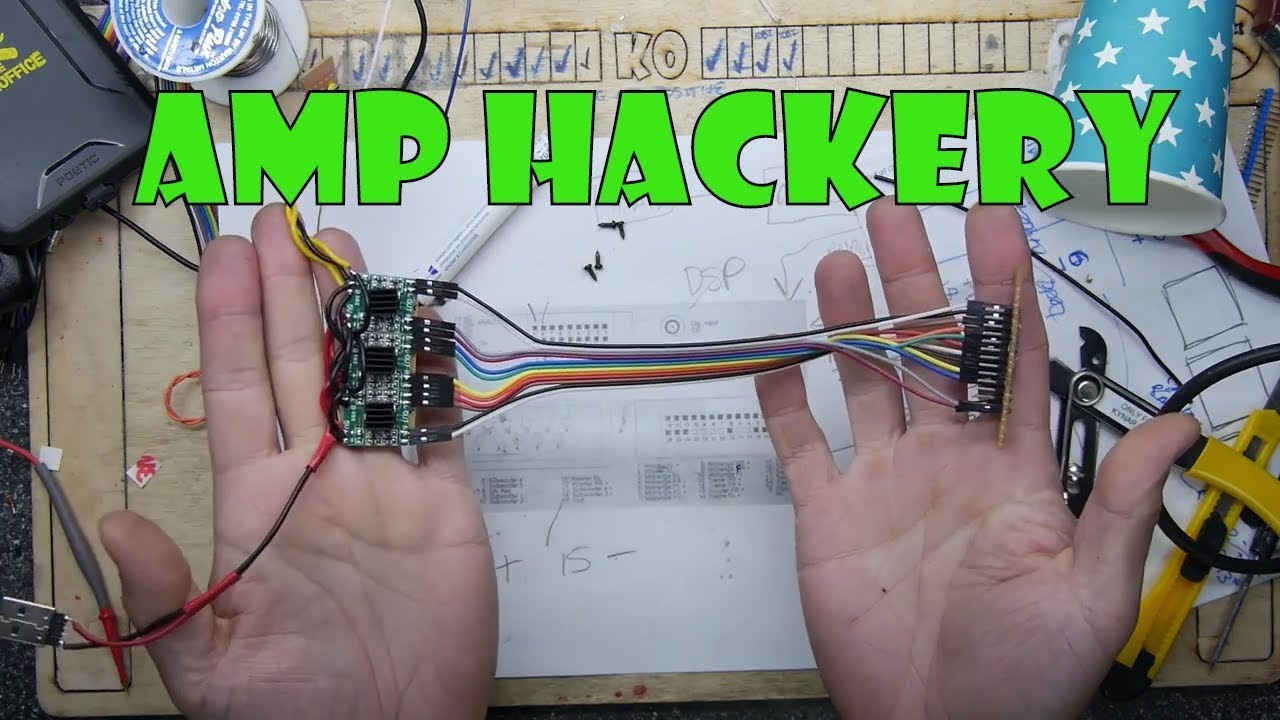small resolution of tdl bmw l322 dsp amp hack