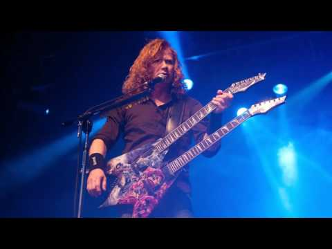 Dave Mustaine Interview with Dwyer and Michaels