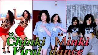 Tiktok star CHINKI MINKI Viral dance video/Best dance video/Tiktok Ada.