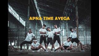 Apna Time Aayega | Gullyboy | Kids Dance Choreography By Shrikesh Magar