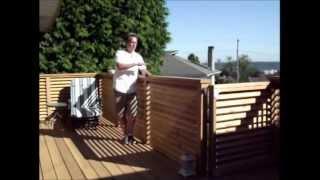 Cedar Decking-how To Design A Cedar Deck