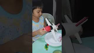 Airplane cake for miguel from lolopaps