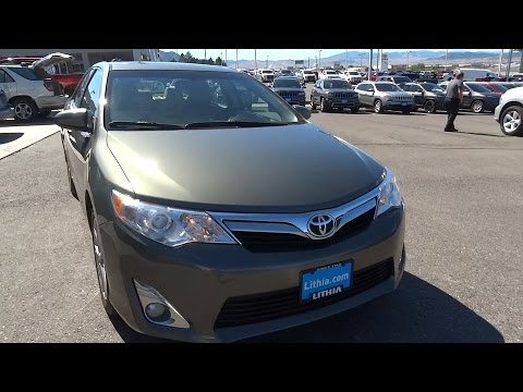 2012 toyota camry helena butte bozeman great falls missoula mt cr180401d youtube. Black Bedroom Furniture Sets. Home Design Ideas