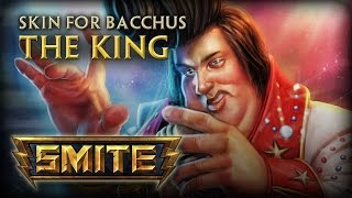 New Bacchus Skin: The King