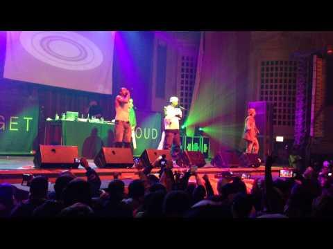 Bone Thugs N Harmony - Foe Tha Love Of Money feat Eazy-E - Live in Chicago 11-06-14