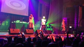 Bone Thugs N Harmony - Foe Tha Love Of Money feat Eazy-E - Live in Chicago 11-06-14