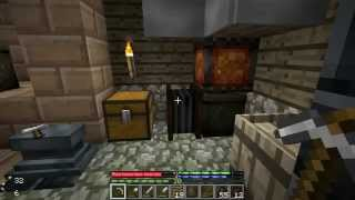 Minecraft TerraFirmaCraft #33: Blast Furnace