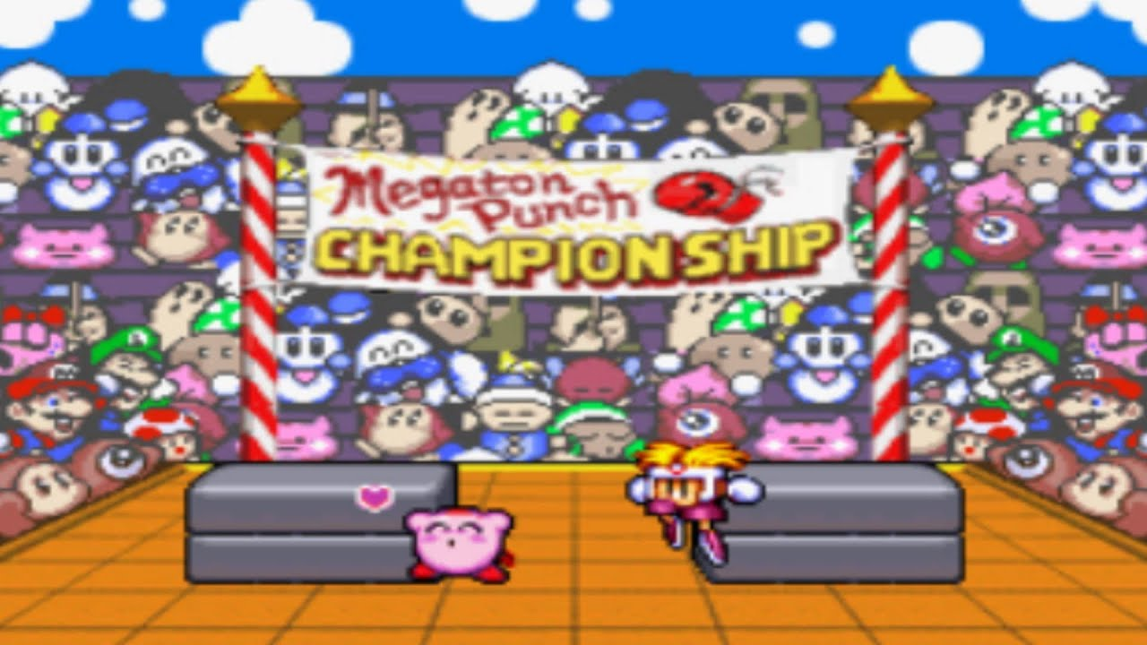 Kirby super star ultra sub game megaton punch youtube kirby super star ultra sub game megaton punch publicscrutiny Gallery
