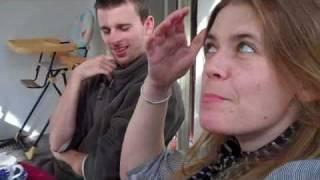 Nathan Wills and Sara Parker at Banwell Castle - AGAIN