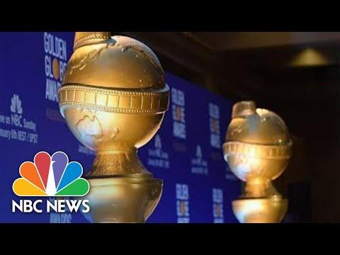 Marc 'The Cope' Coppola - Golden Globe 2019 Nominations Video