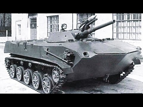 BMD-1 How it Was Developed - MADE in the USSR