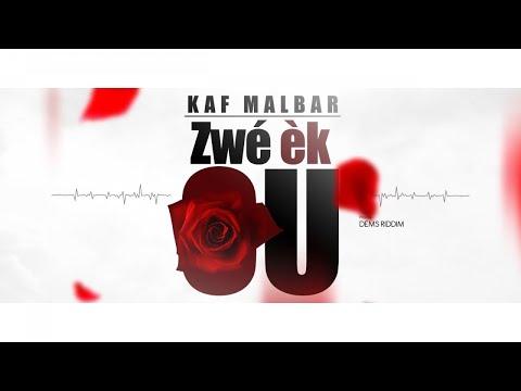 Kaf Malbar - Zwé èk Ou - Juin 2018 (Cover)