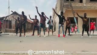 Ciara Level Up Challenge, Camron 1 Shot Senegal