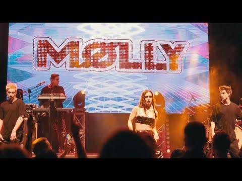 Концерт MOLLY в Турции (02.05.19)