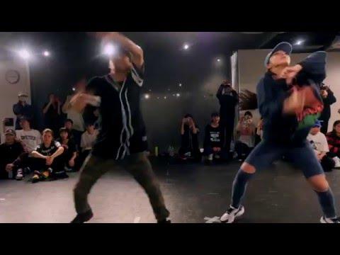 "YOSHIKI & Akanen WORKSHOP""HEAR ME/A$AP Rocky & Pharrell""@En Dance Studio SHIBUYA"