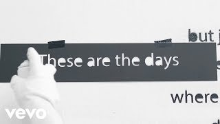 Avicii - The Days (Lyric Video) thumbnail