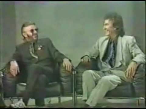 George & Ringo funny interview part 3 1988 Aspel & Co