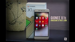 Gionee X1s - Unboxing and First Impressions (For the budget minded)