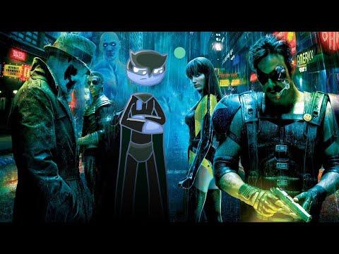 The Hidden Spirituality of Watchmen
