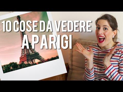 10 cose da vedere assolutamente a Parigi - NON per turisti seriali ;)