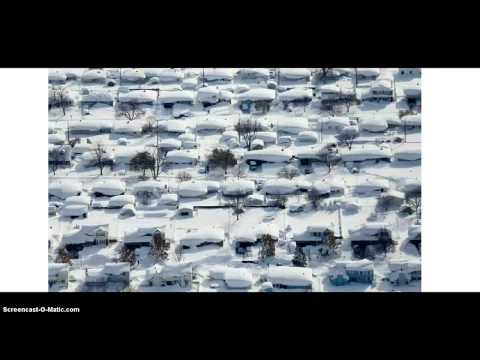 Time To Wake Up News: (Climate Chaos & The Apocalyptic New York Snowstorm) 11-22-2014
