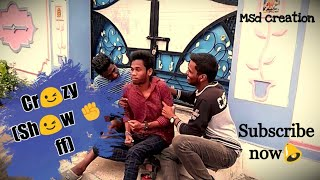 Crazy Video || From Msd Creations ||Comedy Videos